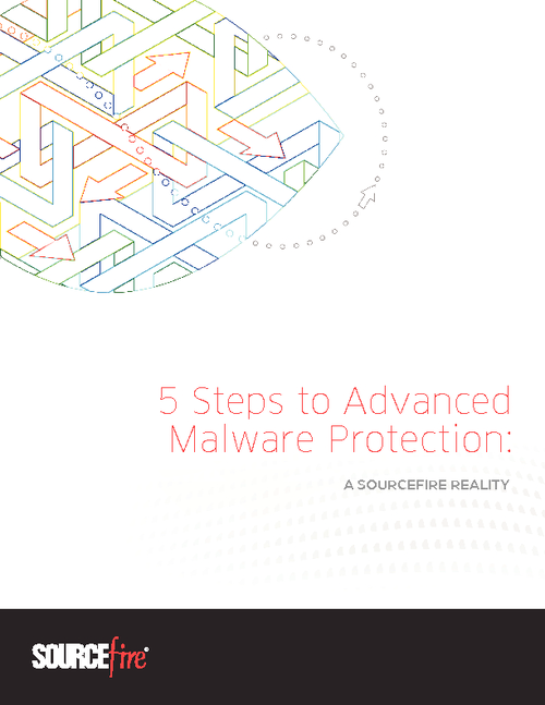 5 Steps to Advanced Malware Protection