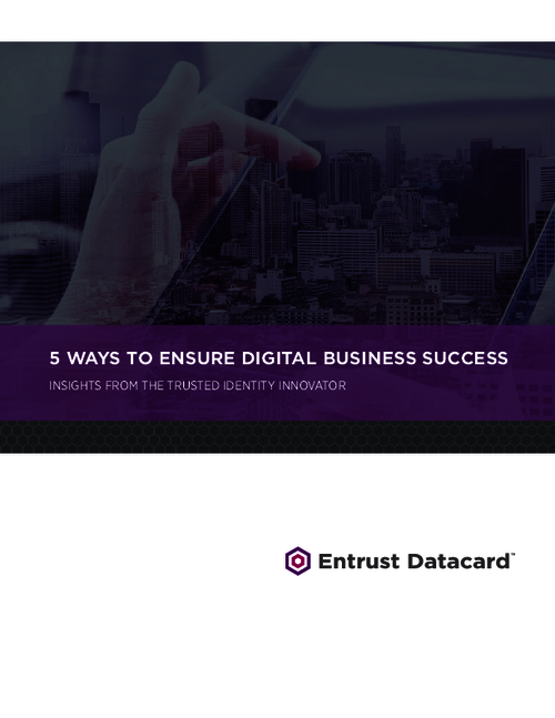 5 Ways to Ensure Digital Business Success