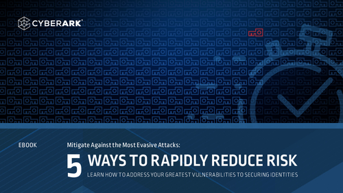 5 Ways to Rapidly Reduce Risk