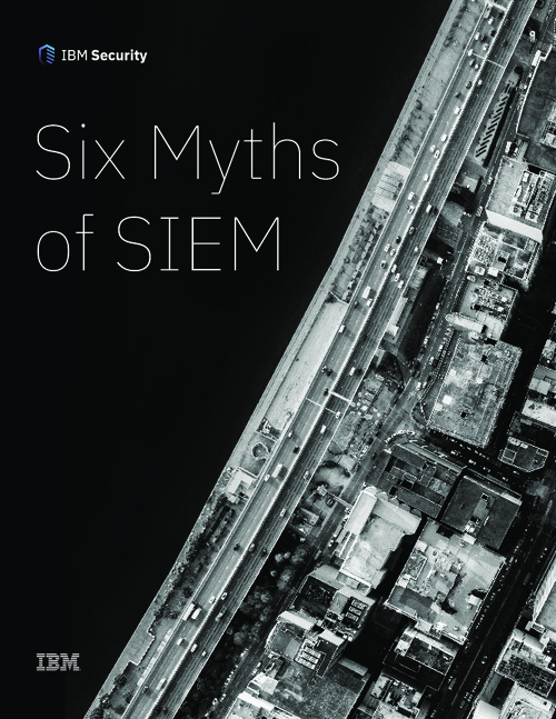 6 Myths of SIEM
