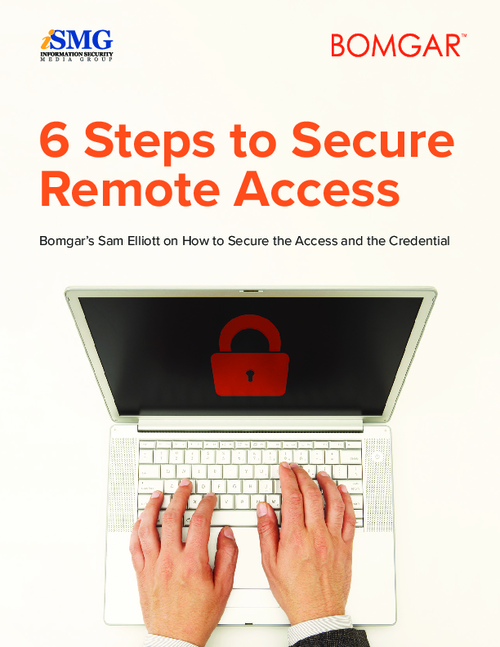 6 Steps to Secure Remote Access