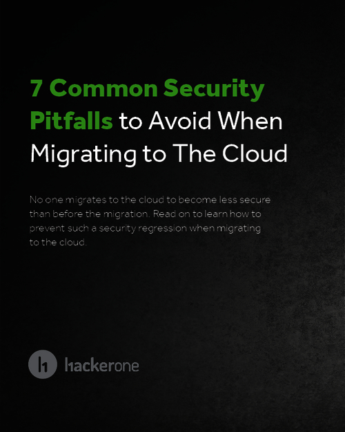 How to Avoid Security Pitfalls During Cloud Migrations
