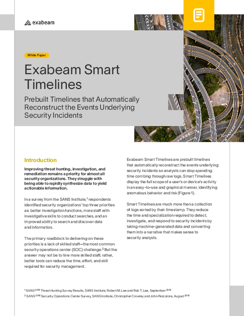 Accelerate Incident Response Times with Automated Investigation