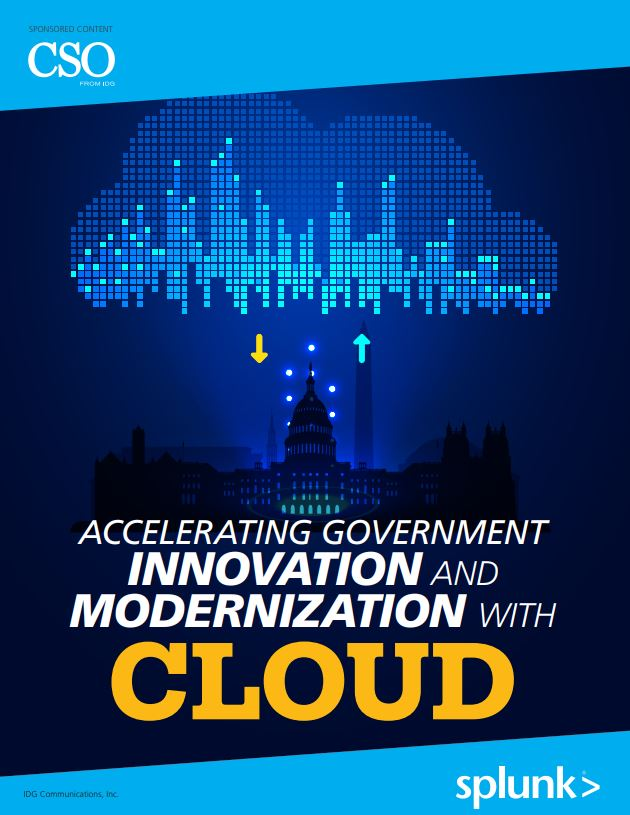 Accelerating Government Innovation and Modernization With Cloud