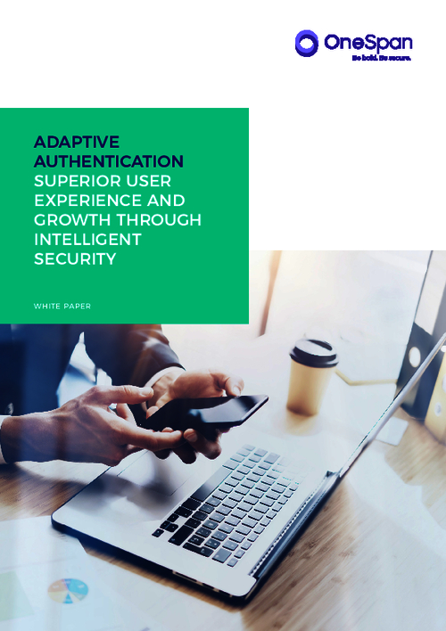 Achieve Superior User Experience and Growth through Intelligent Security