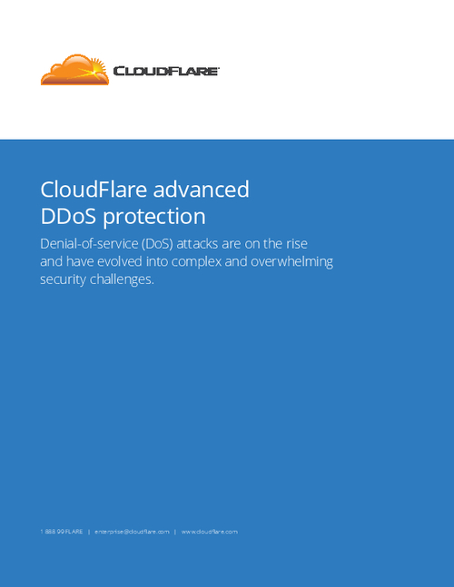 Advanced DDoS Protection
