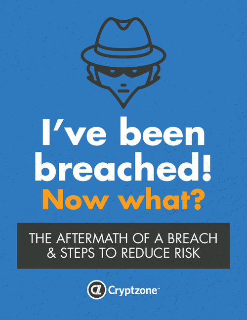 The Aftermath Of A Breach and Steps To Reduce Risk