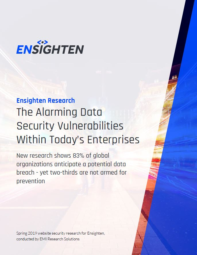 The Alarming Data Security Vulnerabilities Within Many Enterprises