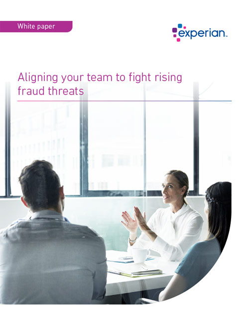 Aligning your team to fight rising fraud threats