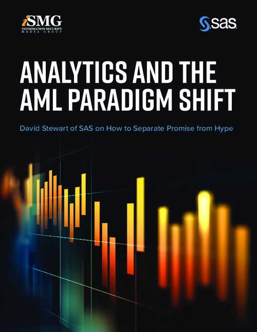 Analytics and the AML Paradigm Shift