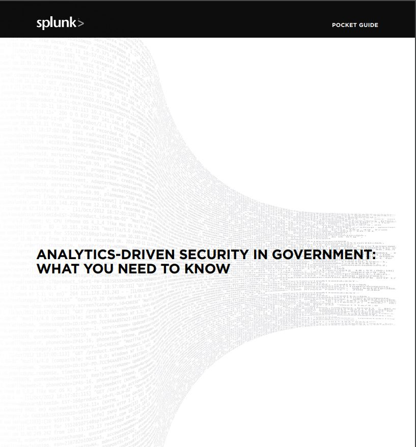Analytics-Driven Security in Government: Breaking Down What You Need to Know