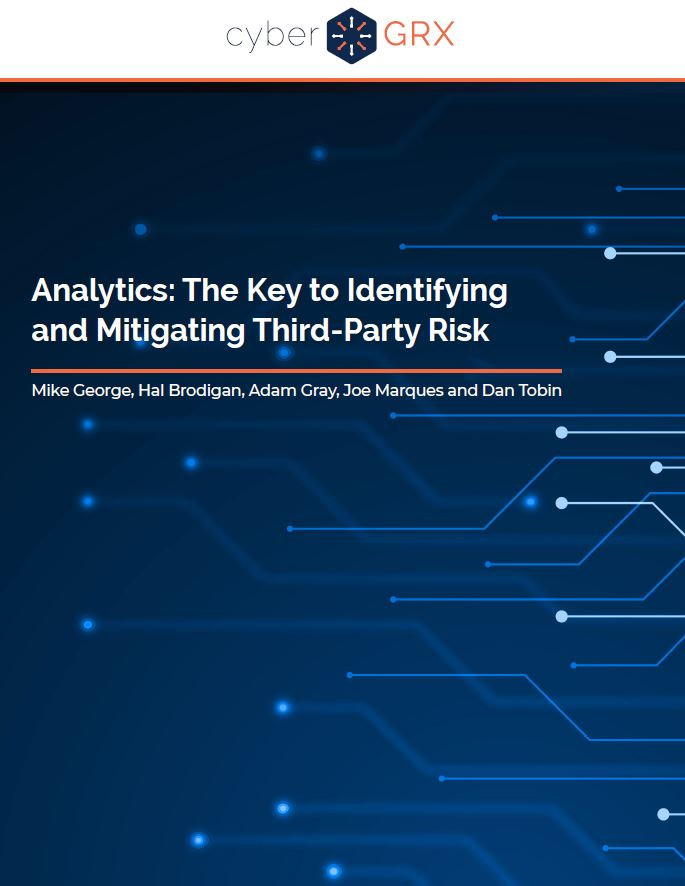 Analytics: The Key to Identifying and Mitigating Third-Party Risk