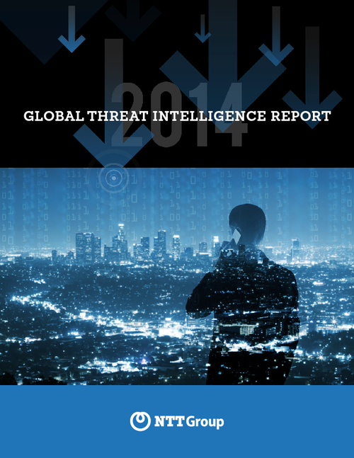 Announcing: NTT Group 2014 Global Threat Intelligence Report