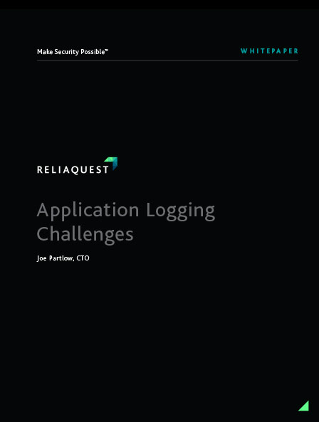 Application Logging Challenges in Information Security