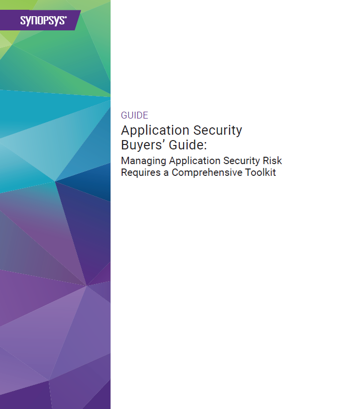 Application Security Buyer's Guide