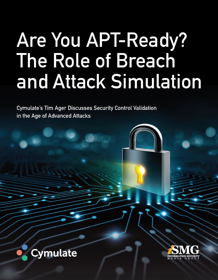 Are You APT-Ready? The Role of Breach and Attack Simulation