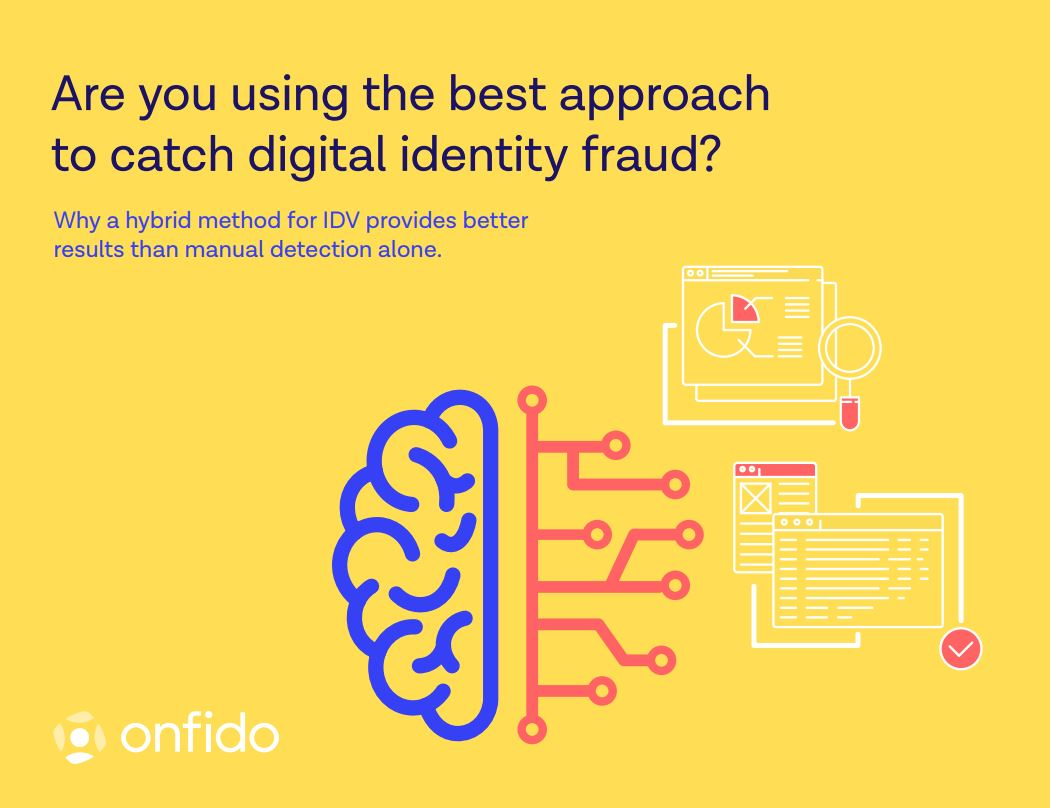 Are You Using the Best Approach to Catch Digital Identity Fraud?