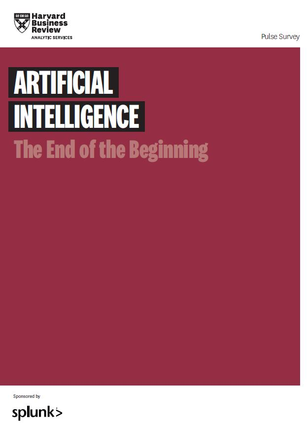 Artificial Intelligence: The End of the Beginning