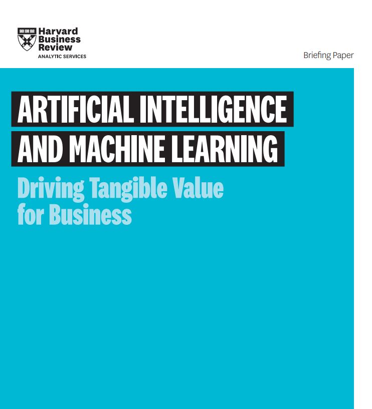 Artificial Intelligence & Machine Learning: Driving Tangible Value for Agency