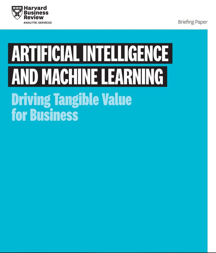 Artificial Intelligence & Machine Learning: Driving Tangible Value for Business