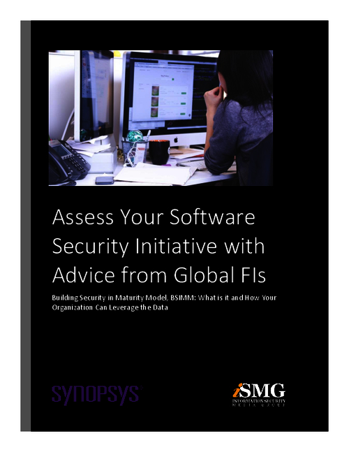 Assess Your Software Security Initiative with Advice from Global FIs