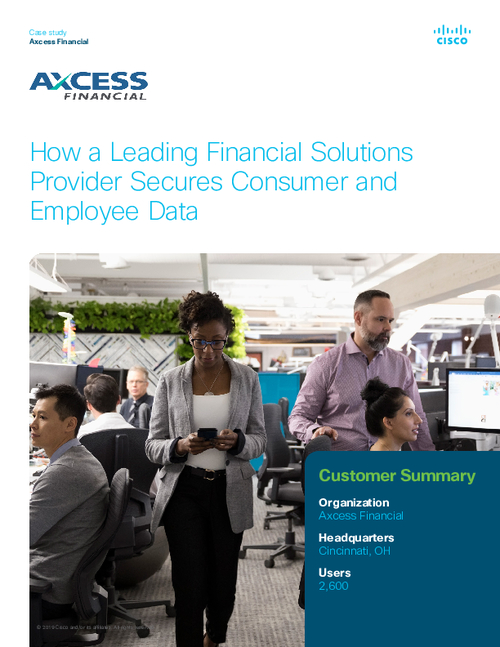 Axcess Financial Customer Story