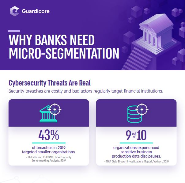 Why Banks Need Micro-Segmentation | Infographic