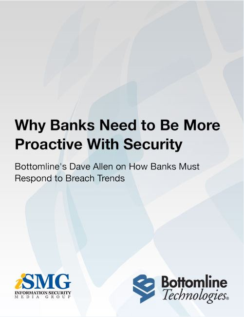 Why Banks Need To Be More Proactive With Security