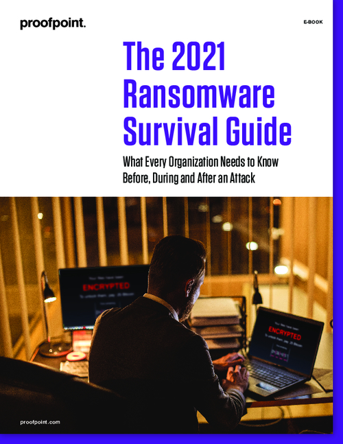 Be Ready for Ransomware
