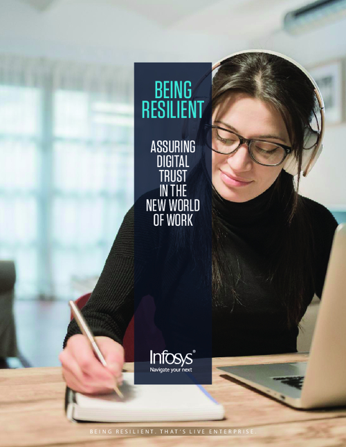 Being Resilient: Assuring Digital Trust in the New World of Work