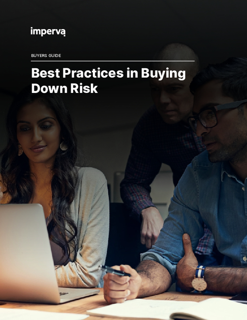 Best Practices in Buying Down Risk