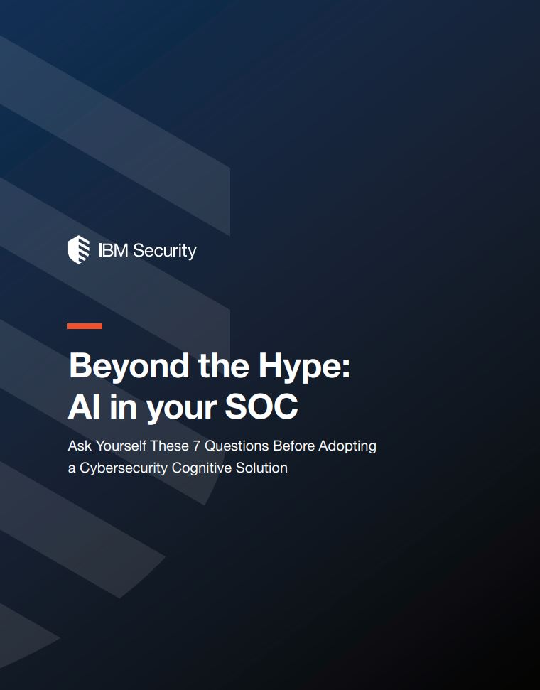 Beyond the Hype: AI in your SOC