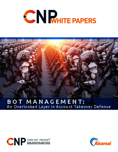 Bot Management: An Overlooked Layer in Account Takeover Defense