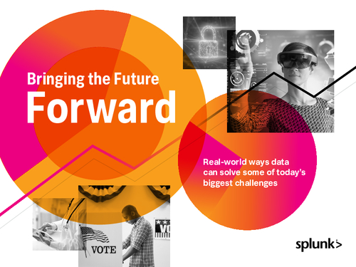 Bringing the Future Forward: Real-World Ways Data Can Solve Some of Today's Biggest Challenges