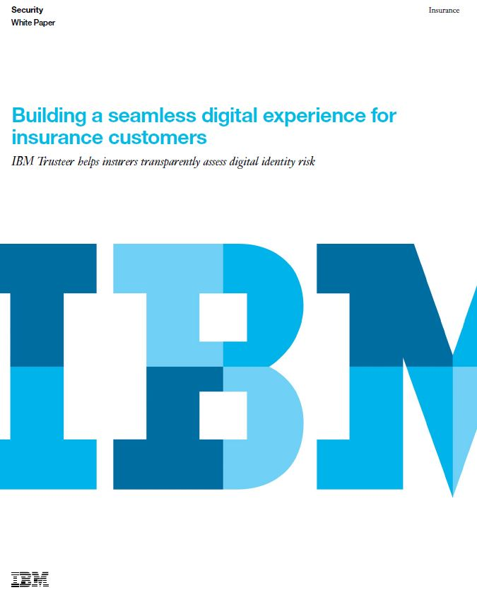 Building a Seamless Experience for Insurance Customers