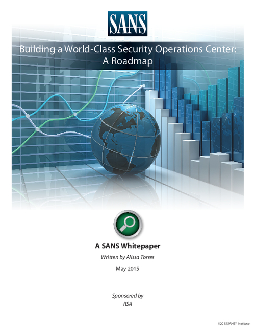 Building a World-Class Security Operations Center