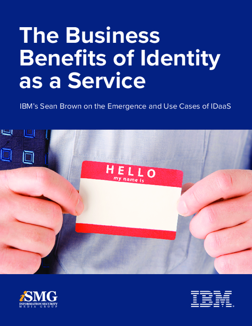 The Business Benefits of Identity as a Service