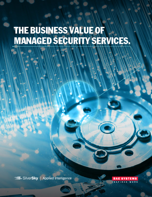 The Business Value Of Managed Security Services