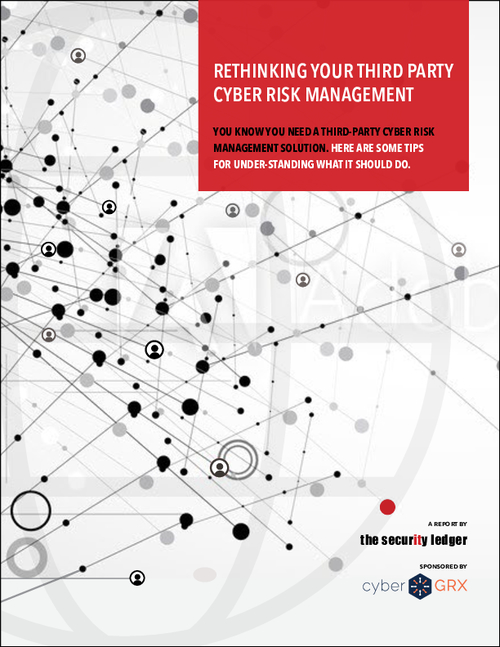 Buyers Guide: Third-Party Cyber Risk Management