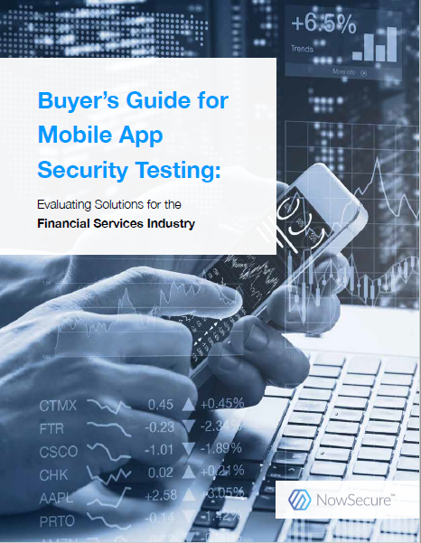 Buyer's Guide to Mobile App Security Testing