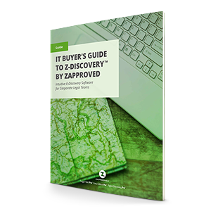 IT Buyer's Guide to Z-Discovery