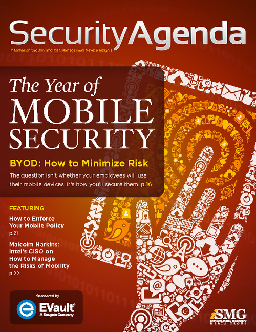 BYOD & the Year of Mobile Security