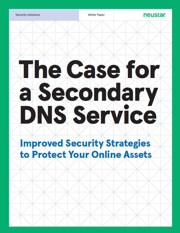 The Case for a Secondary DNS Service