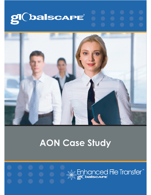 Case Study: The Business Benefits - and Security - of Automated File Transfer in Financial Services