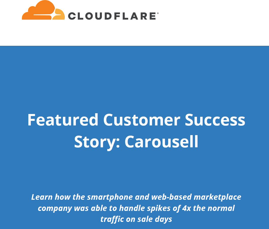 Case Study: Customer Success & Handling 4x the Normal Traffic While Mitigating Attacks