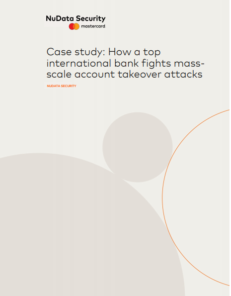 Case Study: How a Top International Bank Fights Mass-Scale Account Takeover Attacks