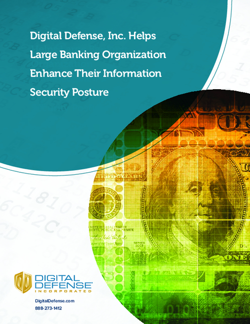 Mitigating the FinServ Industry's Security Challenges