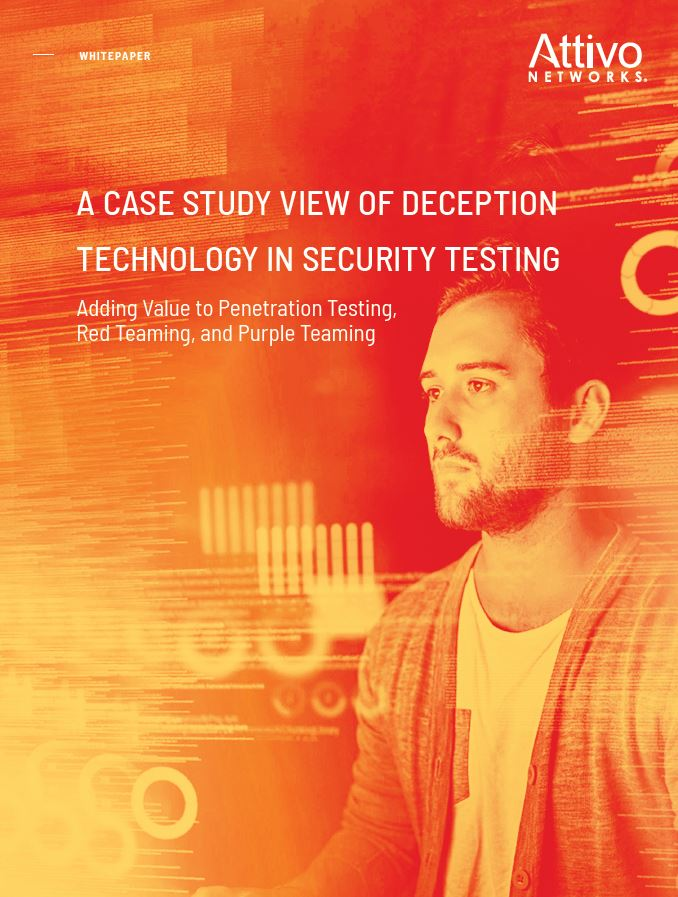 Case Study: A View of Deception Technology in Security Testing