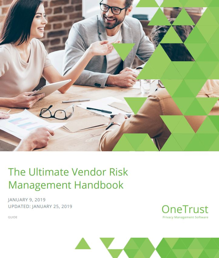 Security Handbook: Overcoming Third-Party Vendor Security and Privacy Challenges