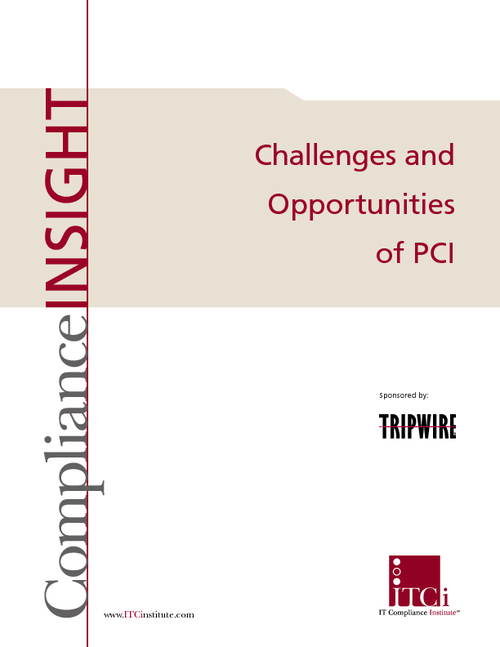 Challenges and Opportunities of PCI
